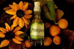 Prosperity Oil Wealth Good Fortune Finance by WendyRosesBrews, $5.99