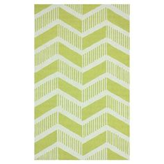 Fun design/pattern. Light yellow chevron