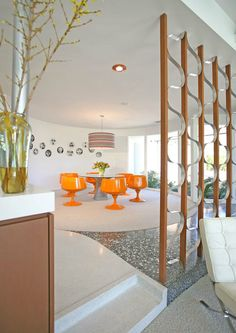 Mid-Century Modern - or Space 1999?