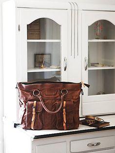 Artola Weekender - I want this bag.