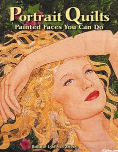 Portrait Quilts - Painted Faces You Can Do