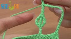 Complex Cluster Stitch Crochet Tutorial 30 3-Double Treble Crochet Cluster On Posts  https://www.youtube.com/watch?v=uGDRxS6nhKs Crochet complex stitches with free online video tutorials. In this video we will show you how to crochet a complex stitch that consists of a double treble crochet post, 3-double treble crochet cluster on top of the post and another double treble crochet post on top of the cluster. Thanks for watching!