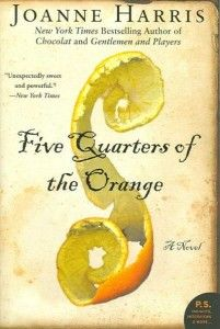 Five Quarters of the Orange is set in German-occupied France, specifically in a small village called Les Laveuses near the city of Angers in the Loire valley. Harris's narrator and main character Framboise narrates the story of both her present life (she's now 50 and just moving back to Les Laveuses) and the tragic event that occurred in her village during WWII when she was only 9 years old.  I don't want to give away the story, but I will say that part of what makes this novel so wonderful i...