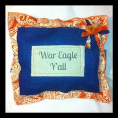 War Eagle y'all