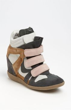 Steve Madden 'Hilight' Wedge Sneaker available at #Nordstrom
