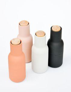 Bottle Grinder Spice Mill Set