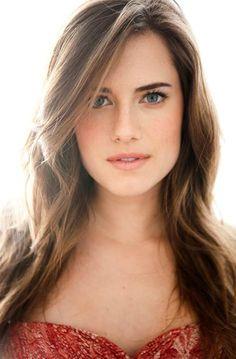 Allison Williams.