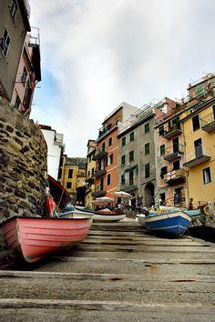 Riomaggiore...Italy