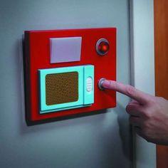 The Star Trek Door Chime is Perfect for any Interstellar Abode #doorbells trendhunter.com