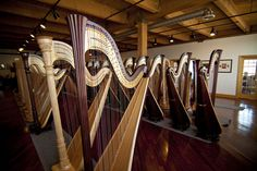 lyon and healy harp gallery, the best of the best.