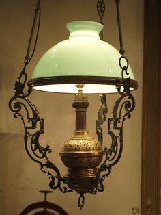 Find antique lighting on RubyLane.com antique lights, antique stores, find antiqu, orlean antiqu, antiqu light, antique lighting
