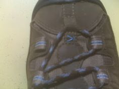 How to lace shoes when you have bunions