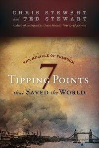 For anyone who loves world history, here's a great read for you: 7 Tipping Points that Saved the World.