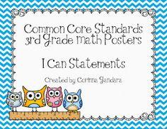 Surfin' Through Second: Third Grade Common Core