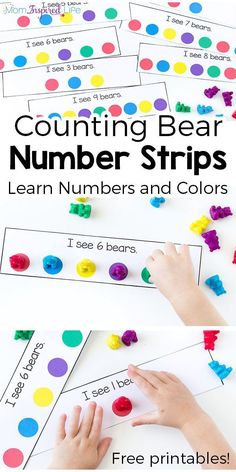 This counting bears