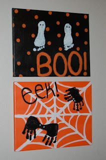 Pinkie for Pink: Halloween Decor