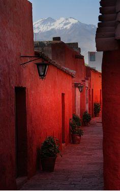 Algeria Street, Red Road
