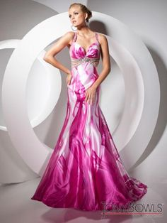 Tony Bowls Paris 113755 at Prom Dress Shop