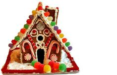 How to Make a Gingerbread House (photo)