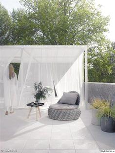 Vackra och hållbara terrasser - Ett inredningsalbum på StyleRoom av upm