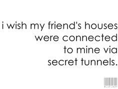 I do. Seriously.