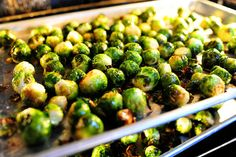 Brussels Sprouts with Balsamic and Cranberries via @Ree Drummond