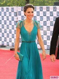 Kate Middleton. Frickin gorgeous.