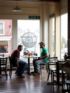 Crossroads Brewing Company: Crossroads may supply pubs in the Big Apple, but it's headquartered in tiny Athens.