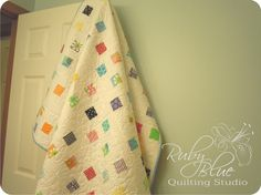Moda Bake Shop: Wiggly Whimsy Quilt tutorial