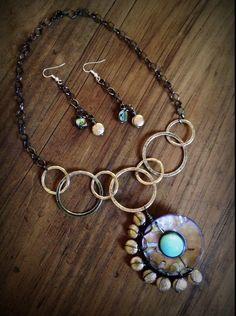 christensen studio, aaa ispirazion, shell jewelri, abalon necklac, ispirazion gioielli