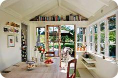 Una casa de campo acogedora y hogareña