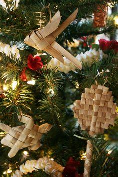 Lauhala ornaments