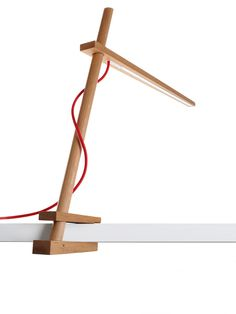 CLAMP lamp by Dana Cannam