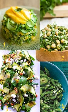 Off The Counter: 4 Labor Day Salads