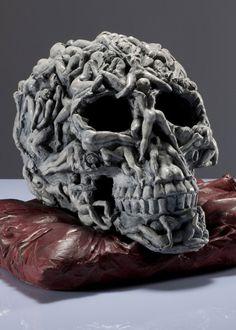 Memento A-Mori Ivory Ediction (by Matteo Pugliese, 2010)