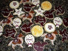 Texas Aggie Cookies!
