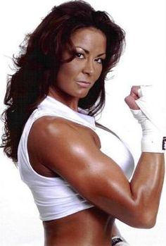 Female Boxer Franchesca Alcanter