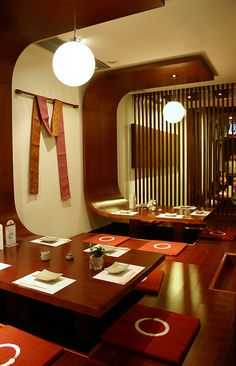 Asian-Japanese Interior Design    Find more great interior design tips at www.myspacedesigners.com.