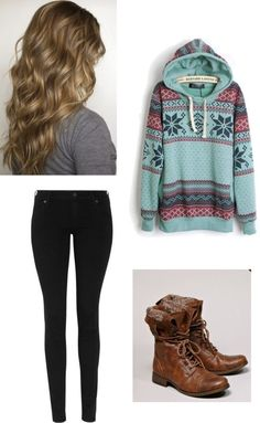 """""""SWEATERS FOR FALL"""" by hannahgraves on Polyvore"""