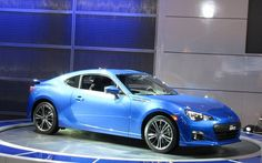 Subaru BRZ.. comes out later this year.. my next car? i think yes.