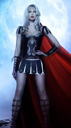 Lady Thor check out our website: www.comicaddictz.com and be sure to like Us on facebook www.facebook.com/ComicAddicTz