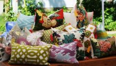 Pillows & Patterns