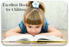 Visionary Womanhood's Picture Book List