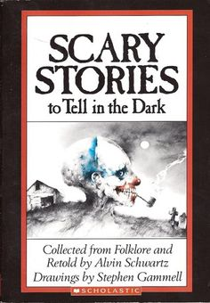 #4 in 2008:Scary Stories (series), by Alvin Schwartz~ Reasons: occult/satanism, religious viewpoint, and violence.