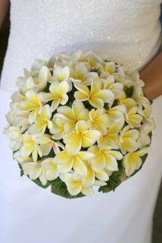 hawaiian wedding bouquet arrangements | Hawaiian Wedding Bouquet - Weddings in Hawaii