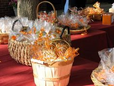 How To Run A Successful Bake Sale | Big Red Kitchen - a regular gathering of distinguished guests