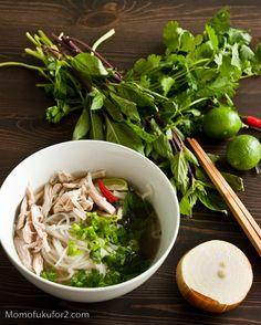 ***Chicken Pho Recipe
