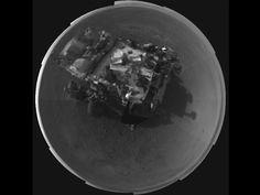 NASA - Curiosity's Self-Portrait