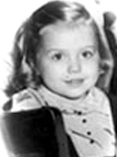 young Hilary Clinton