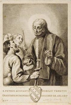 B. Petrus Acotanto. Francesco Bartolozzi.